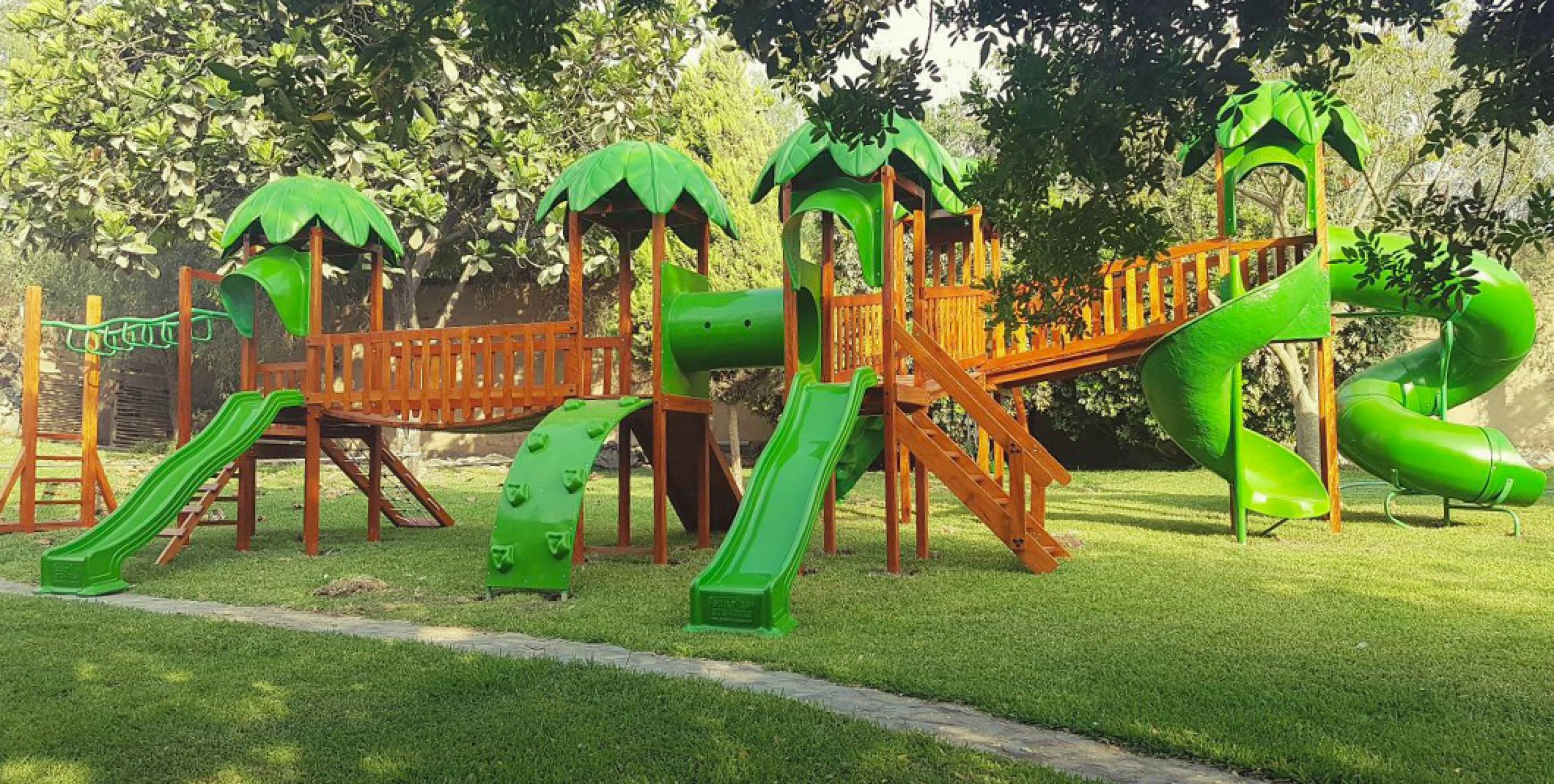 Juego para parques