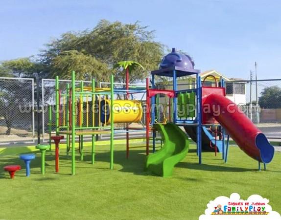juegos para parques infantiles L Franco