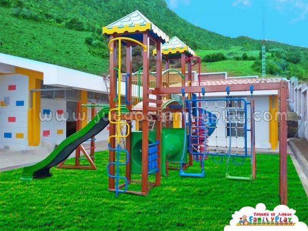 juegos para parques infantil pucusana