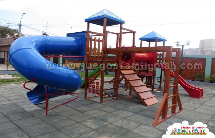 juegos para parques infantil praderas