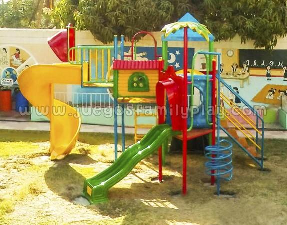 juegos para parques -santa ursula