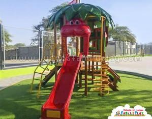 juegos infantiles para parques modelo palmera
