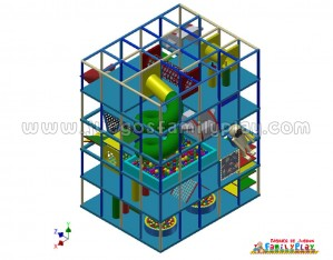 Playground  -Juegos para Pollerias -Proyecto III