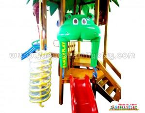 juegos para parques infantil modelo safari