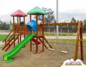juegos para parques modelo Pachacamac