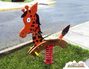 juegos infantiles de madera para parques