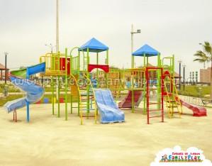 juegos para parques modelo municipalidad Lurin