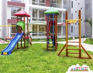 Juegos para parques modelo San Pedro I