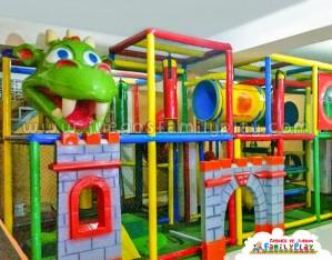 Playground Laberinto Juegos para Pollerias Leña y Carbon Chosica