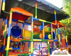 Playground Laberinto Juegos para Pollerias Huanta