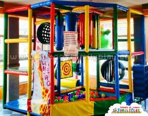 Playground Laberinto Juegos para Pollerias RIKOTON 7