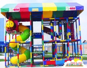 Playground Juegos Polleria Modelo Tren