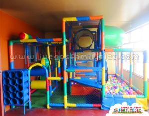 Playground Laberinto Juegos para Pollerias Tradiciones Arequipeñas