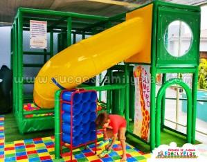 Playground Laberinto Juegos para Pollerias CLUB TERRAZAS MIRAFLORES
