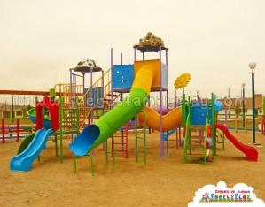 Juegos para parques recreativos -Temático Nuevo Chimbote