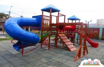 juegos para parques infantiles praderas