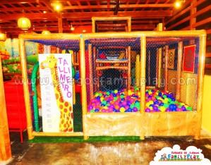 Playground Laberinto Juegos para Pollerias GRANJA LINDA