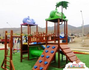 juegos para parques pucusana II