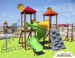 juegos para parque modelo santa maria ica