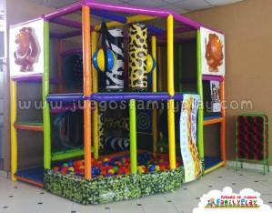 Playground - juegos para Pollerias - Jungla