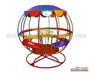 juegos infantiles para parques -mundo giratorio