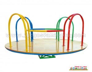 juegos giratorios para niños de 2m diámetro (uso público)