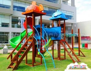 juegos para parques  infantiles- modelo chiclayo