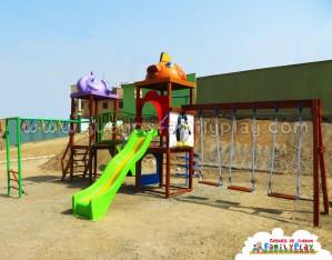 juegos para parques modelo cieneguilla II