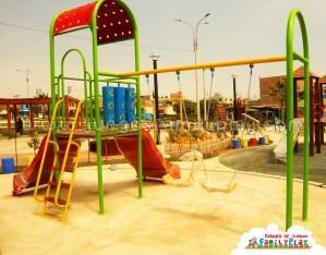 juegos para parques modelo Lurin II