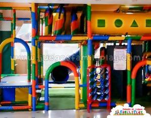Playground Laberinto Juegos para Pollerias GUILLIGAN SALAMANCA