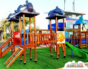 Juegos infantiles Para Parques - Plaza Butter II