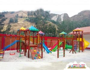 Juegos Para Parques 5 Torres QUIRUVILCA