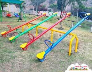 juegos infantiles para parques -Sube y Baja