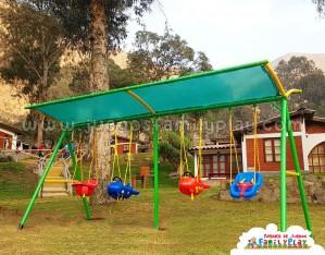 juegos infantiles para parques - columpio