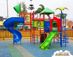 Juegos para Parques infantiles - Santa Ursula 2