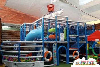 Playground - juegos para pollerias crucero