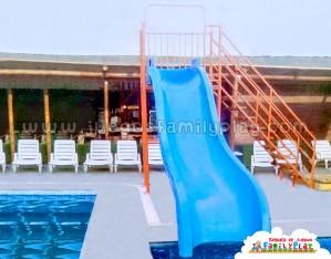 Tobogán Acuático para piscina Perú