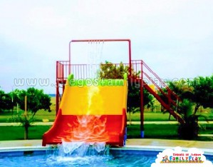 Tobogán  Perú para piscina