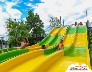 Toboganes para piscina - El Jardin