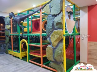 PLAYGROUND LABERINTO MODELO MACHIS