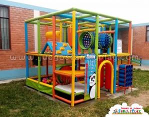 Playground Laberinto Según Modelo