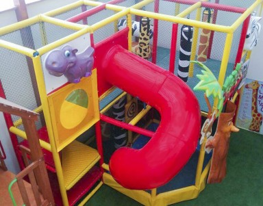 FABRICA DE JUEGOS RECREATIVOS FAMILY PLAY