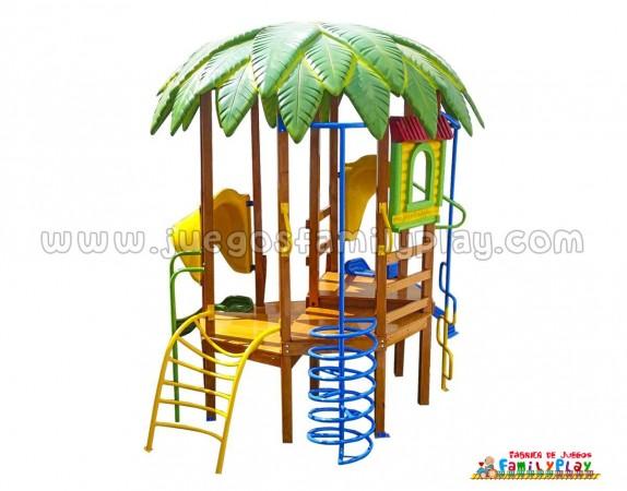 juegos para parques - palmera