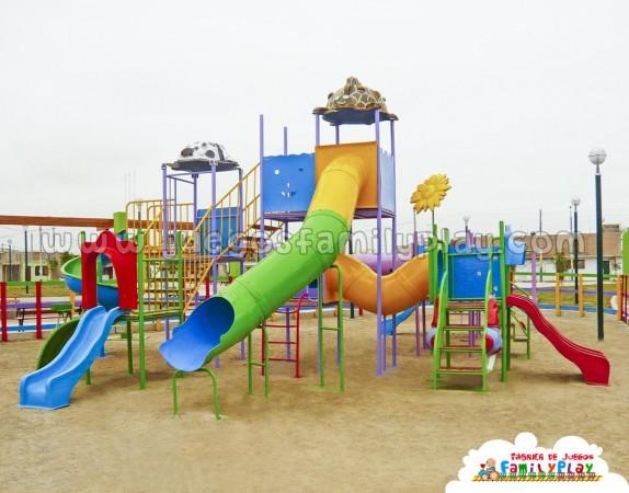 Juegos para parques - recreativos Temático Nuevo Chimbote