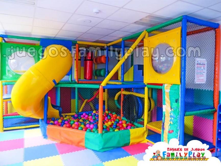 Fabrica De Juegos Recreativos Family Play